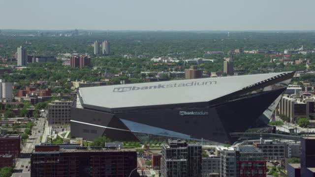 US Bank Stadium In Downtown East Minneapolis