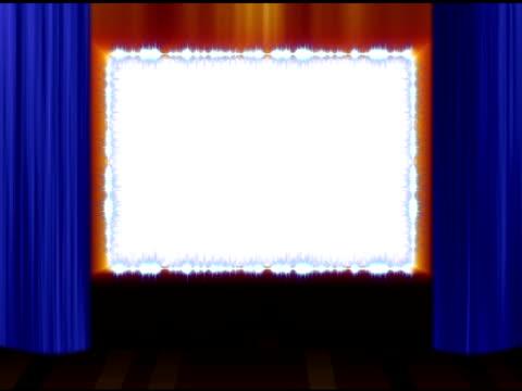 vidéos et rushes de bannière de flash - affiche