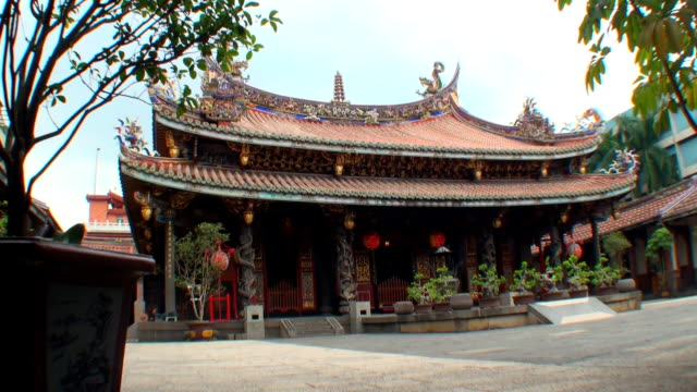 Bao'an Temple - Taipei, Taiwan