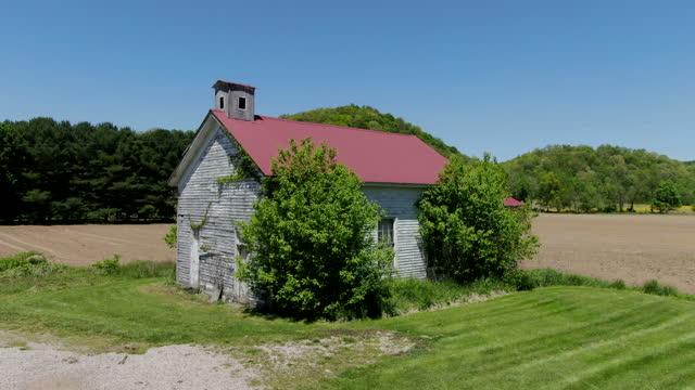 baptist church - neunzehntes jahrhundert stock-videos und b-roll-filmmaterial