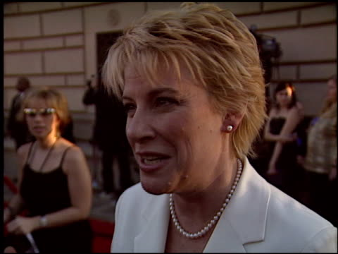 barbara hall at the 2004 people's choice awards at the pasadena civic auditorium in pasadena california on january 11 2004 - pasadena civic auditorium stock videos & royalty-free footage