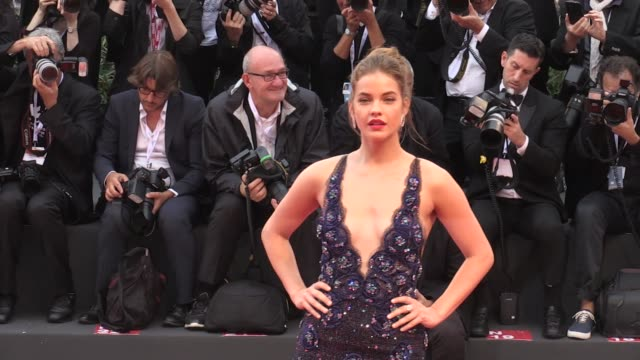 Barbara Palvin on the red carpet for the Premiere of Suspiria at the Venice Film Festival 2018 Venice Italy on Saturday September 1st 2018