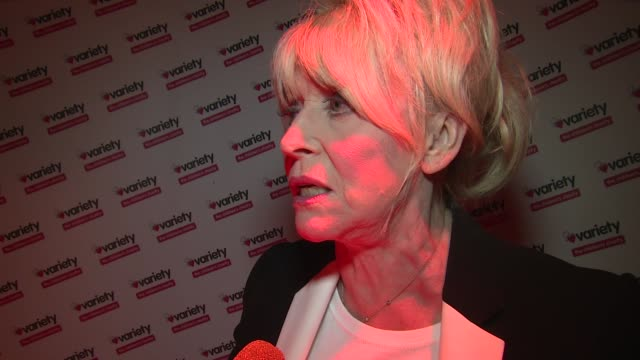 interview barbara windsor on eastenders at i love a bit of variety on 26th march 2015 in london england - eastenders stock-videos und b-roll-filmmaterial