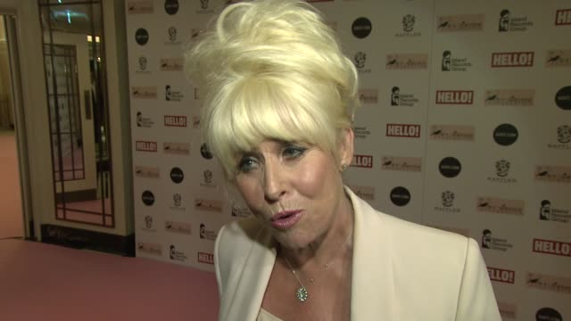 Barbara Windsor on planning the event her memories of Amy Winehouse the legacy left the foundation at Amy Winehouse Foundation Ball Arrivals at...