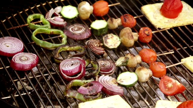 barbecue - kebab stock videos and b-roll footage