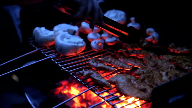 Barbeque Grilling