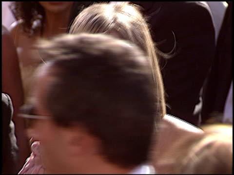 stockvideo's en b-roll-footage met barbra streisand at the 2004 emmy awards arrival at the shrine auditorium in los angeles, california on september 19, 2004. - barbra streisand