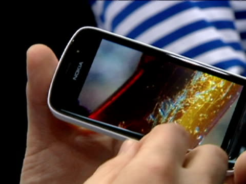 Barcelona 27 FEB Nokia has presented the mobile phone with the most powerful camera with 41 megapixles called the 808 PureView that works with the...