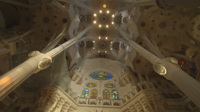 barcelona cathedral - gothic quarter barcelona stock videos and b-roll footage