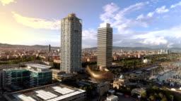 Barcelona Olimpic Port