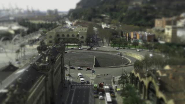 vídeos de stock e filmes b-roll de barcelona port 3 - porto de barcelona