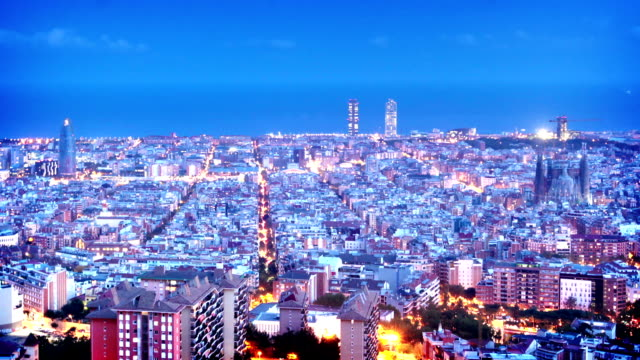 barcelona, spain - barcelona spain stock videos & royalty-free footage
