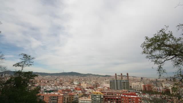 vídeos y material grabado en eventos de stock de lapso de tiempo de barcelona vídeo - menos de diez segundos