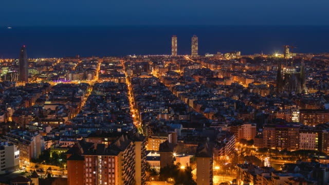 barcelona - barcelona spain stock videos & royalty-free footage