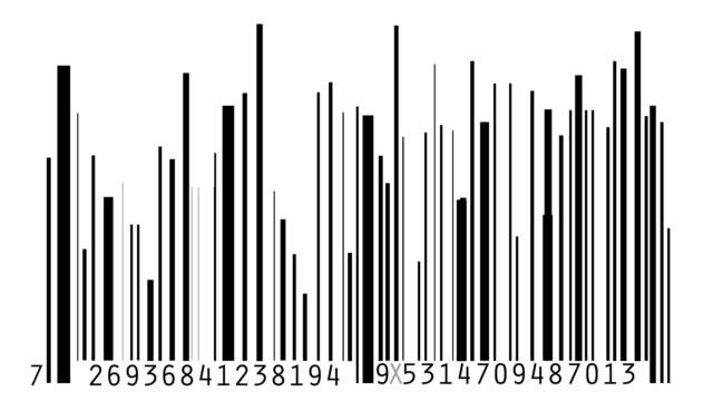 Barcode VU Meter
