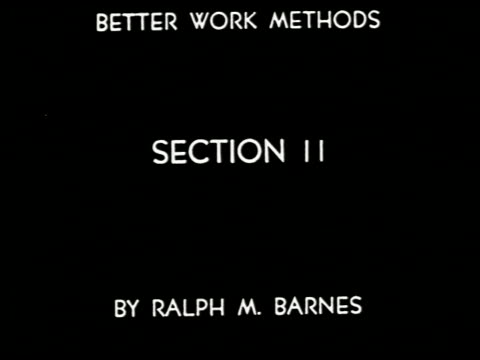 [barnes, ralph m. collection, reel 8] - 7 of 11 - see other clips from this shoot 2297 stock videos & royalty-free footage