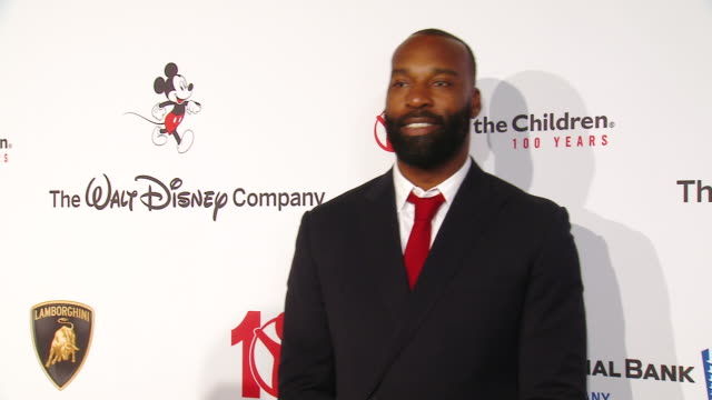 baron davis at the save the children's centennial celebration: once in a lifetime at the beverly hilton hotel on october 02, 2019 in beverly hills,... - the beverly hilton hotel stock videos & royalty-free footage