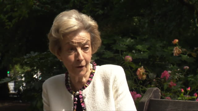 "baroness cumberledge saying she will take stories from women whose lives were ruined by particular medical treatments ""to her grave"" after her report... - report produced segment stock videos & royalty-free footage"