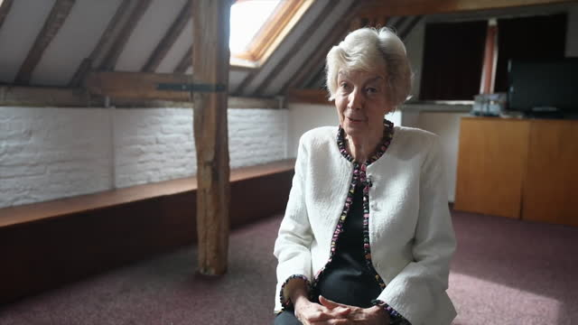 baroness julia cumberledge saying there should be a patient safety commissioner so that women are not harmed by nhs treatments - safety stock videos & royalty-free footage
