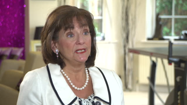 baroness ros altmann saying it will be hard to prove directors -wilfully short-change- pension schemes, and that penalties need to be tougher as it... - baroness stock videos & royalty-free footage