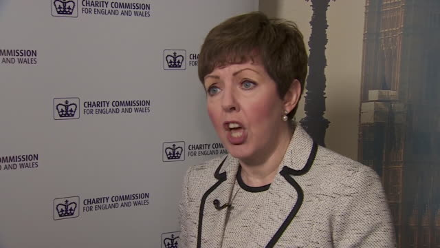 baroness stowell saying no charity can trade off the good it has done against keeping people safe from harm in reference to the oxfam sexual abuse... - baroness stock videos & royalty-free footage