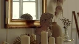 Baroque style room