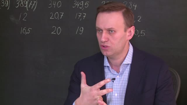 Barred from participating the Kremlin's top critic Alexei Navalny wants voters to boycott the March 18 presidential election which he called a sham...