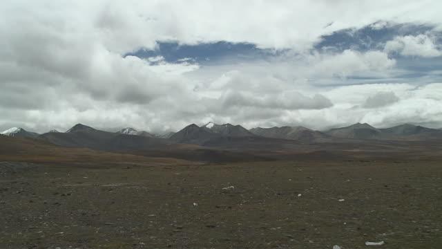 WS Barren landscape, Rural, Tibet
