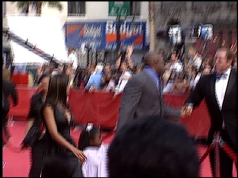 barry bonds at the 2003 espy awards at the kodak theatre in hollywood, california on july 16, 2003. - espy awards stock videos & royalty-free footage