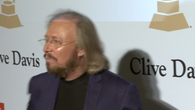 Barry Gibb at the PreGrammy Gala And Salute To Industry Icons Honoring Martin Bandier at The Beverly Hilton Hotel on February 07 2015 in Beverly...
