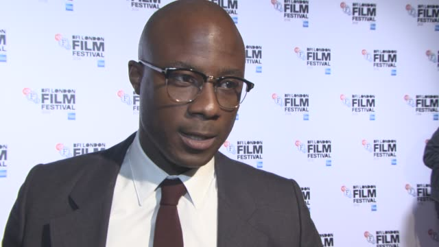 interview barry jenkins on his first film being show at the london film festival 8 years ago the attention the film has been receiving at lff... - moonlight stock videos & royalty-free footage