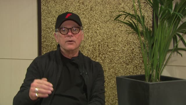 barry levinson on the history of the story how he found john gotti jr's viewpoint how he found the dynamics the family interesting - dynamics stock videos and b-roll footage