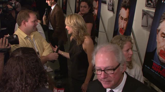 barry levinson robin wright penn at the premiere of what just happened at new york ny - robin wright stock videos & royalty-free footage