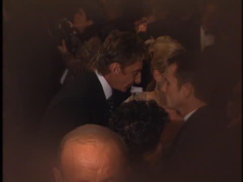 barry manilow at the arista records pre-grammy party at beverly hills hotel. - barry manilow stock videos & royalty-free footage