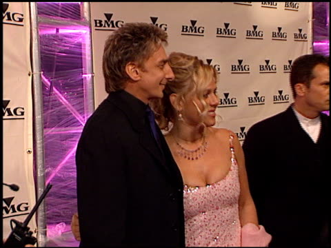barry manilow at the bmg grammy awards party on february 23, 2000. - barry manilow stock videos & royalty-free footage