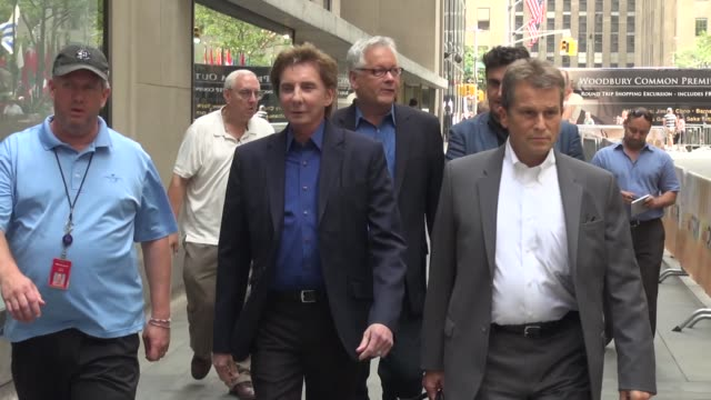 barry manilow at the 'today' show studio barry manilow at the 'today' show studio on july 24, 2013 in new york, new york - barry manilow stock videos & royalty-free footage