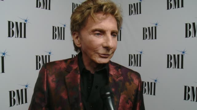 barry manilow on the event at 65th annual bmi pop awards in los angeles, ca 5/9/17 - barry manilow stock videos & royalty-free footage