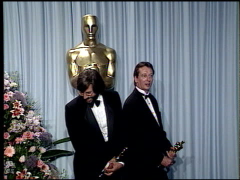 barry morrow at the 1989 academy awards at the shrine auditorium in los angeles, california on march 29, 1989. - 61st annual academy awards stock videos & royalty-free footage