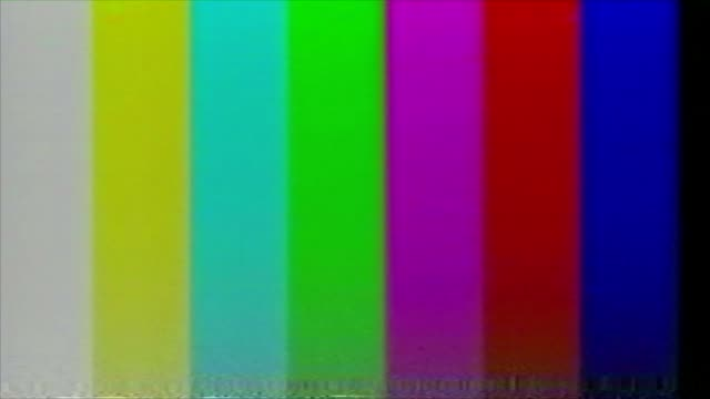tv bars - distorted stock videos & royalty-free footage