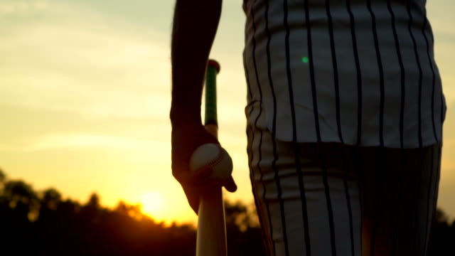 baseball player - baseball bat stock videos & royalty-free footage
