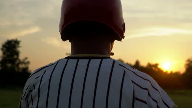 baseball player - baseball player stock videos & royalty-free footage