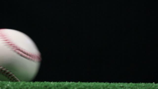 vídeos y material grabado en eventos de stock de rollo de béisbol - béisbol