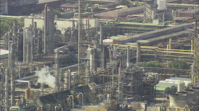Basf Production Plant