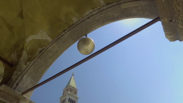 basilica di san marco venice italy - majestic stock videos & royalty-free footage
