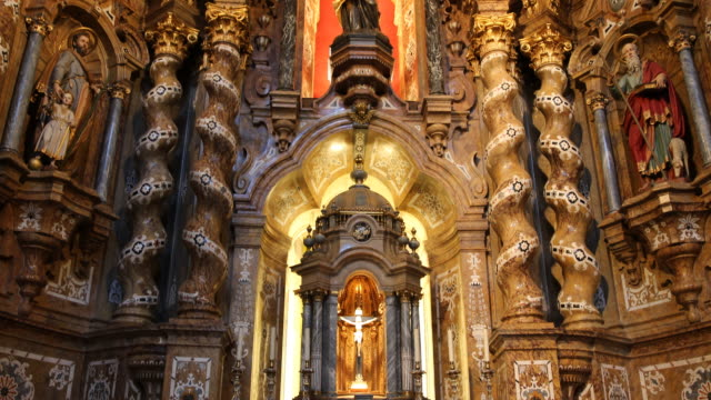 basilica of loyola - spanish culture stock videos & royalty-free footage