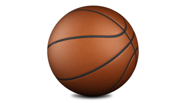 Basketball Ball Spin 1080 p