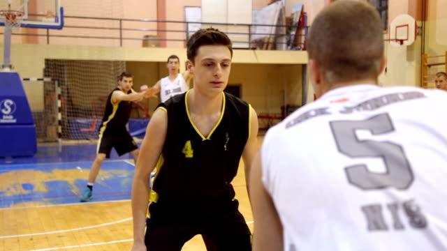 Basketball-Spiel ist auf