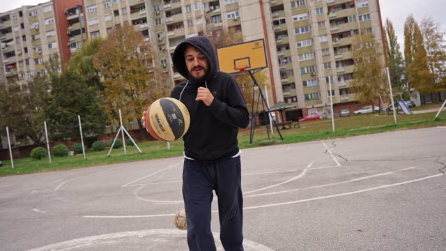 basketball is my favorite sport - shooting baskets stock videos & royalty-free footage