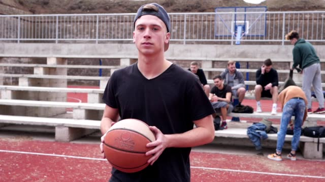 basketball is my passion - city life stock videos & royalty-free footage