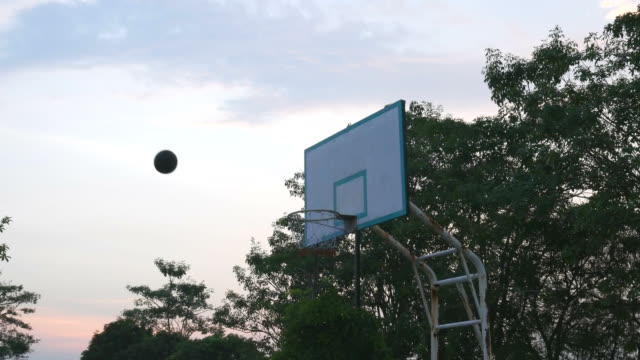 basketball shot , failure - net sports equipment stock videos & royalty-free footage